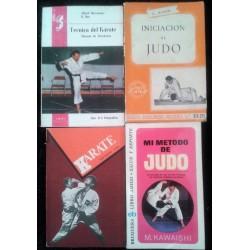 libros artes marciales